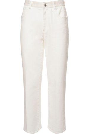 Stella McCartney Jeans In Denim Di Cotone Organico