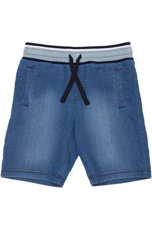 Dolce & Gabbana Shorts In Cotone Effetto
