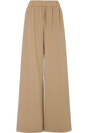 Max Mara Pantaloni In Nylon Stretch