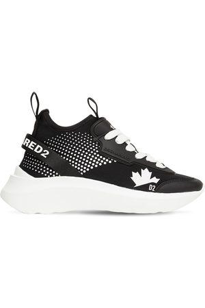 "Dsquared2 Donna Sneakers - Sneakers ""speedster"" In Neoprene 40mm"