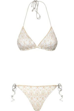 MISSONI Set Bikini In Misto Viscosa
