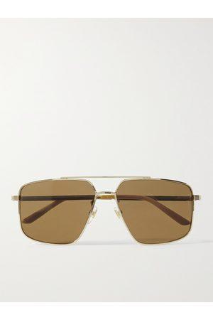 Gucci Uomo Occhiali da sole - Aviator-Style -Tone Sunglasses