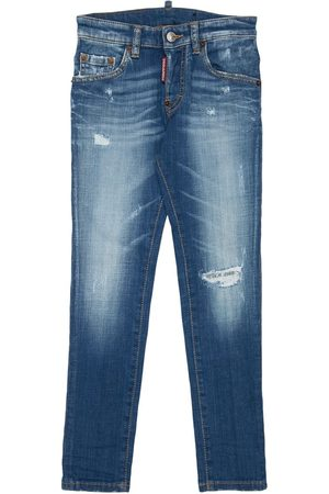 Dsquared2 Jeans In Di Cotone Stretch