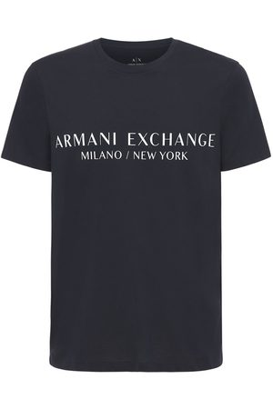 Armani T-shirt In Cotone