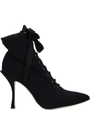 Dolce & Gabbana Stivaletti jersey Donna