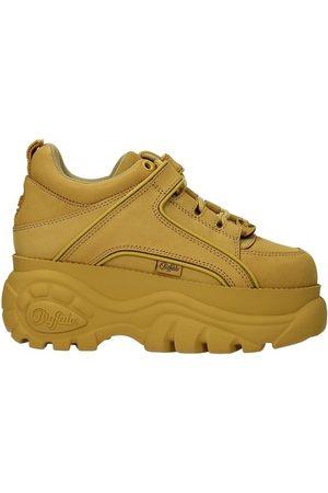 Buffalo Sneakers Donna Camoscio Polline