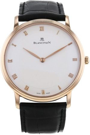 Blancpain Orologio Villeret Pre-owned anni 2010 - WHITE
