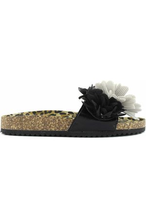 Colors of California Slide With Flower Trim - ciabatte - donna
