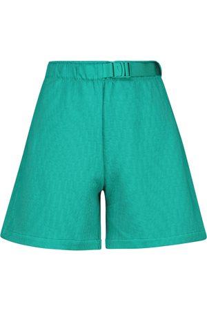 Nike Shorts a vita alta con cintura