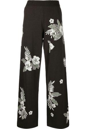 Barrie Pantaloni a fiori