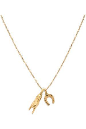 Dolce & Gabbana Collana Good Luck in 18kt