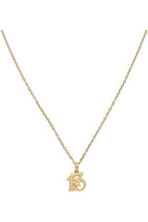 Dolce & Gabbana Collana Good Luck 13 in 18kt
