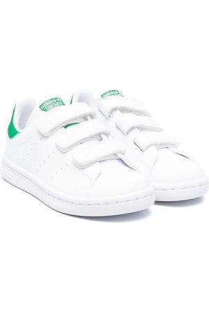 adidas Bambino Sneakers - Sneakers Stan Smith con chiusura a strappo