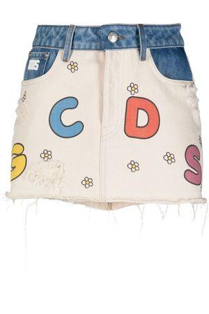 GCDS Gonna denim Little Miss Sunshine