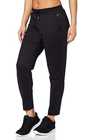 Pantaloni Sportivi in Pile Dina The Drop Orlo con Elastico Marchio