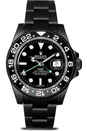 MAD Paris Uomo Orologi - Orologio Rolex GMT Master II 40mm Pre-owned personalizzato
