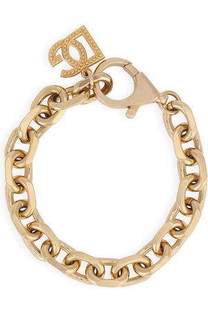Dolce & Gabbana Bracciale a catena spessa