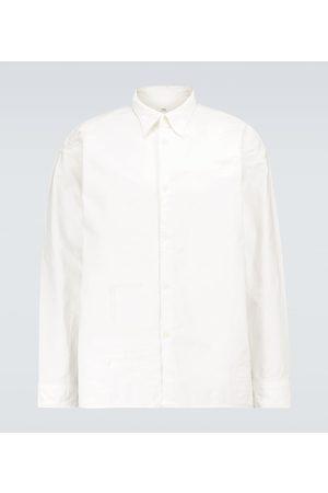 VISVIM Uomo Camicie - Camicia Travail Crash in cotone
