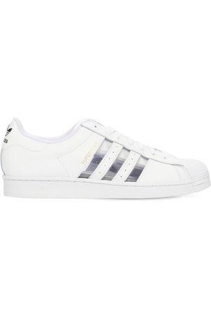 """adidas Sneakers """"superstar"""" In Pelle"""