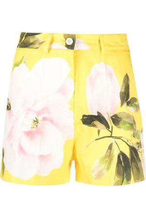 VALENTINO Shorts con stampa