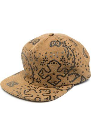 Rhude Cappello da baseball con stampa
