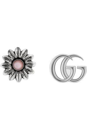 Gucci Orecchini a bottone GG