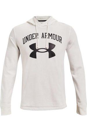 Under Armour UA Rival Terry Big Logo HD - felpa con cappuccio - uomo
