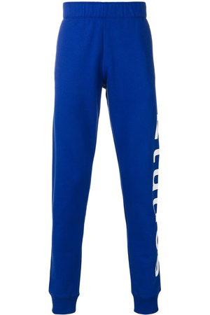 Etudes Uomo Pantaloni sportivi - Logo print track trousers
