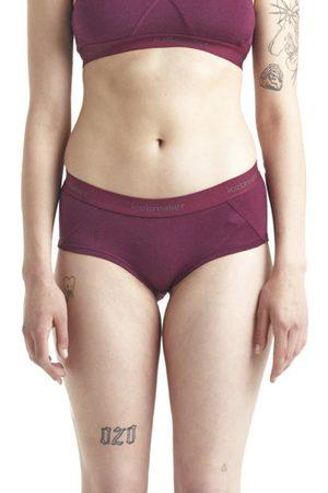 Icebreaker Donna Mutante Shorts - W Sprite H Pnt - boxer - donna. Taglia L