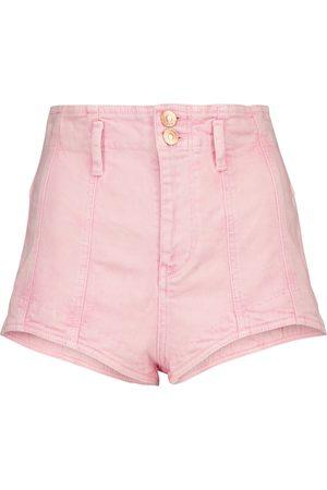 Isabel Marant Shorts di jeans Deverson
