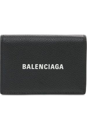 Balenciaga Uomo Portafogli e portamonete - Portafoglio In Pelle Con Logo