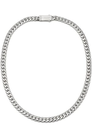 Northskull Flat Curb chain necklace