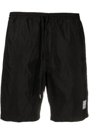 DEPARTMENT 5 Shorts sportivi con applicazione