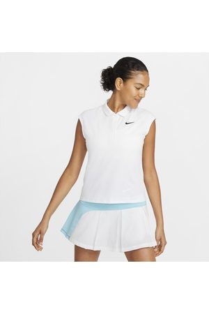 Nike Polo da tennis Court Victory - Donna