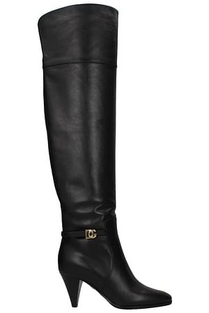 Dolce&Gabbana Donna Stivali - Stivali Donna Pelle