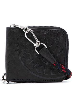 Moncler Uomo Portafogli e portamonete - Portafoglio con zip