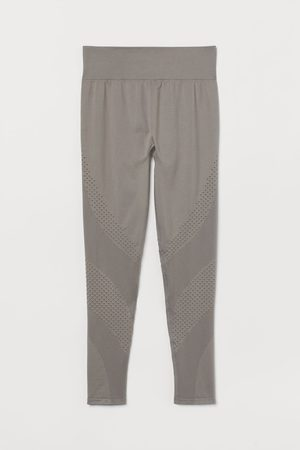 H&M Donna Leggings & Treggings - Leggings seamless High Waist