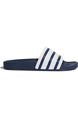 adidas Sandali - Adilette blu bianche