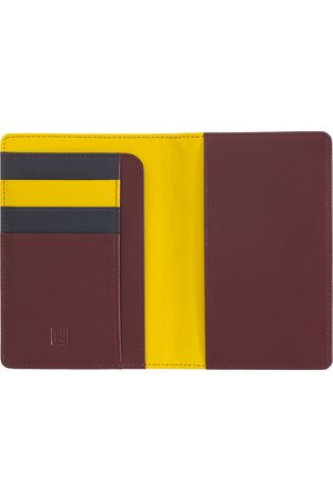 Dudu Uomo Portafogli e portamonete - Colorful - Paul - Burgundy