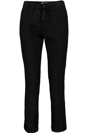 40 Weft PANTALONI RELAXED IN LINO ANNA DONNA