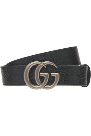 """Gucci Cintura Reversibile """"gg Marmont"""" 4cm"""