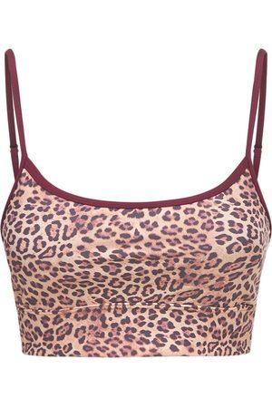 """The Upside Donna Reggiseni - Top """"natacha"""" Leopard"""""""