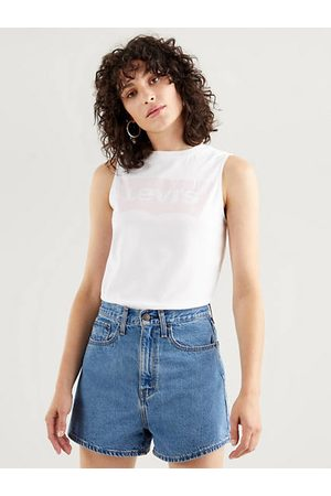 Levi's Band Graphic Tank Top / White
