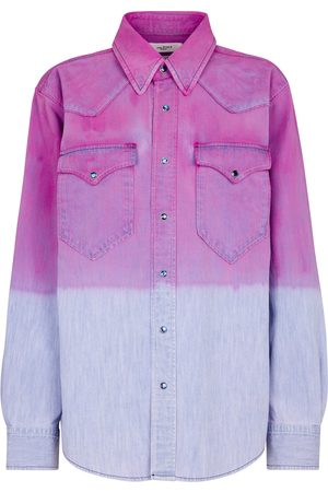 Isabel Marant Camicia di jeans Pitti