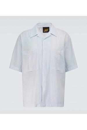 Loewe Uomo Camicie - X Paula's Ibiza - Camicia patchwork in cotone