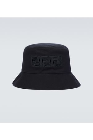 Fendi Uomo Cappelli - Cappello da pescatore in tela