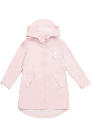 Kenzo Bambina Giacche - Impermeabile in tessuto tecnico