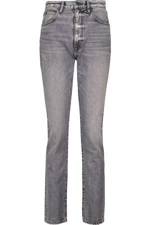 SLVRLAKE Donna Jeans a vita alta - Jeans slim Beatnik a vita alta