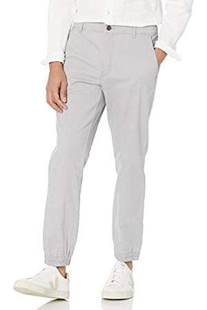 Amazon Essentials Pantaloni da Jogging Aderenti. Dress-Pants, Chiaro, S