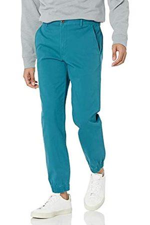 Amazon Essentials Uomo Pantaloni sportivi - Pantaloni da Jogging Aderenti. Casual-Pants, Lexi Myrtle, US L
